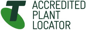 Telstra acredited plant locator