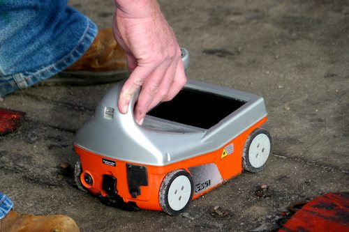 Ground Penetrating Radar Services